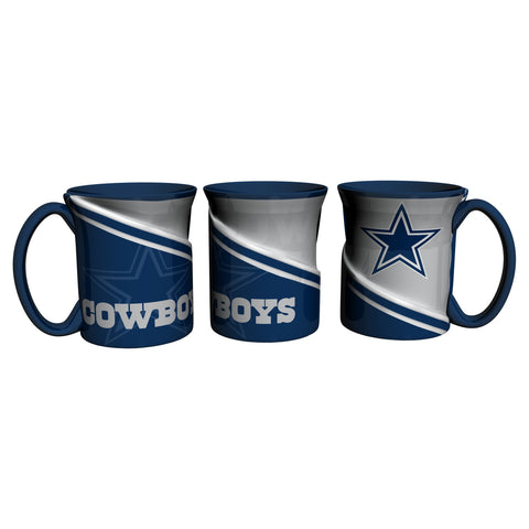 Cowboys NFL Coffee Mug 18oz Twist Style - Fan Shop TODAY