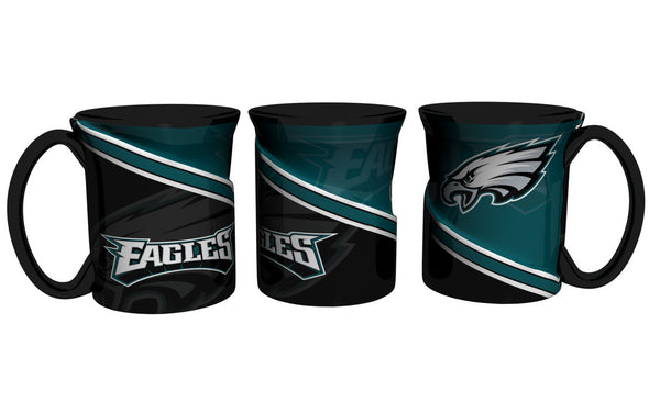 Eagles NFL Coffee Mug 18oz Twist Style - Fan Shop TODAY