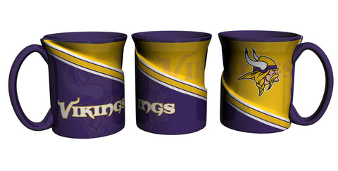 Minnesota Vikings NFL Coffee Mug 18oz Twist Style - Fan Shop TODAY