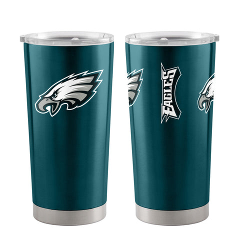 Eagles NFL Travel Tumbler 20 oz. Ultra Flared Black - Fan Shop TODAY