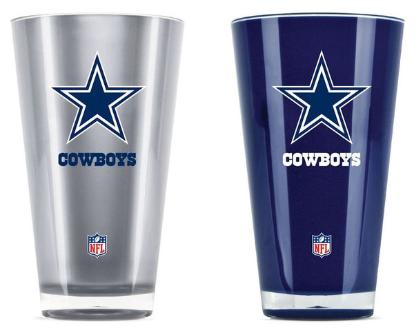 Cowboys NFL Insulated 20oz.Tumblers - 2 Pack Set - Fan Shop TODAY