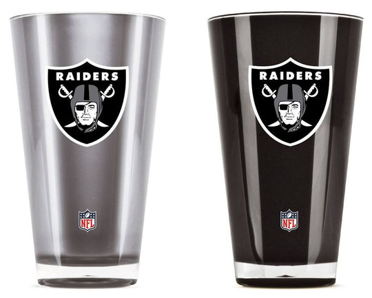 Raiders NFL Insulated 20 oz. Tumblers - Set of 2 - Fan Shop TODAY