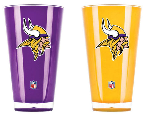 Vikings NFL Insulated Tumblers - 2 Pack Set - Fan Shop TODAY