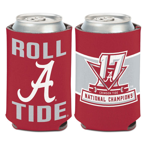 Alabama Crimson Tide National Champions 12oz. Can Cooler - Fan Shop TODAY