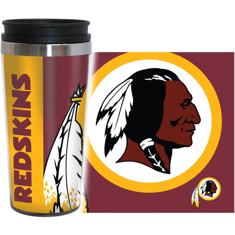 Redskins NFL 16 oz. Hype Travel Tumbler - Fan Shop TODAY
