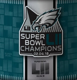 Philadelphia Eagles Super Bowl LII Champions Coffee Mug 15oz. - Fan Shop TODAY