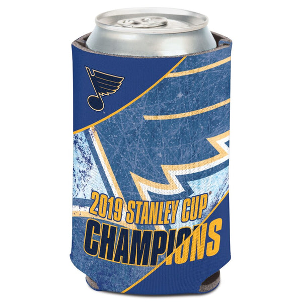 St. Louis Blues 2019 Stanley Cup Champions Can Cooler - Fan Shop TODAY