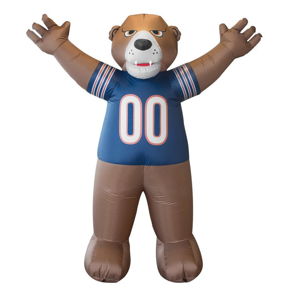 Chicago Bears NFL Inflatable Mascot 7 Ft - Fan Shop TODAY