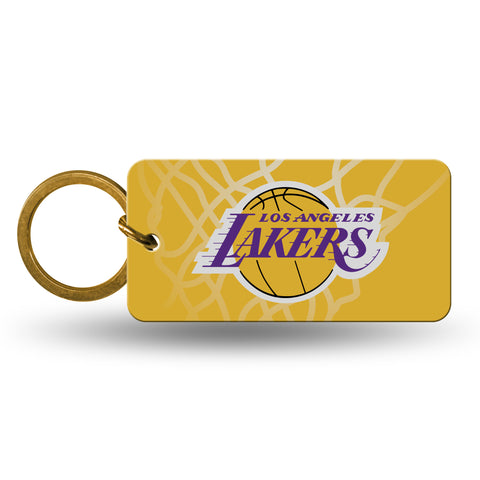 Lakers NBA Crystal View Key Chain - Fan Shop TODAY
