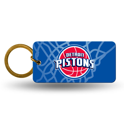 Pistons NBA Crystal View Key Chain - Fan Shop TODAY