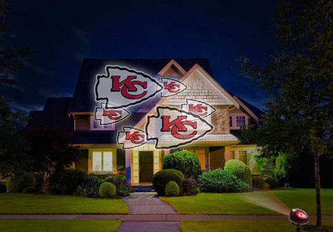 Kansas City Chiefs NFL Team Pride Laser Light - Fan Shop TODAY