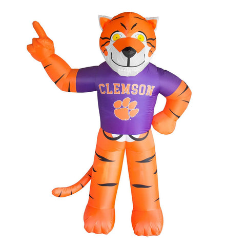 Clemson Tigers NCAA Inflatable Mascot 7' - Fan Shop TODAY