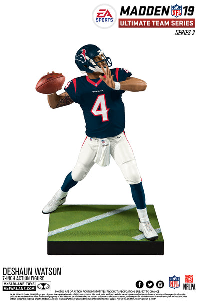 Houston Texans Deshaun Watson EA Sports Madden NFL 19 Ultimate Team Series 2 - Fan Shop TODAY