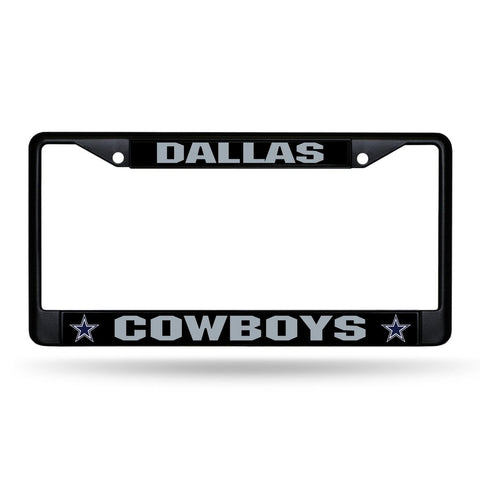 NFL Chrome License Plate Frame (Black) - Fan Shop TODAY