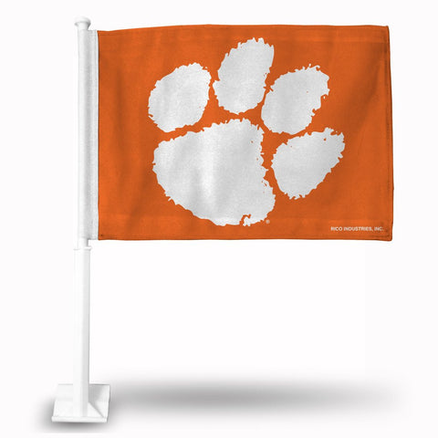 Clemson Tigers NCAA Fan Flags (Car Flags) - Fan Shop TODAY