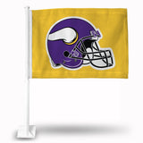 Vikings NFL Fan Flags (Car Flags) - Fan Shop TODAY