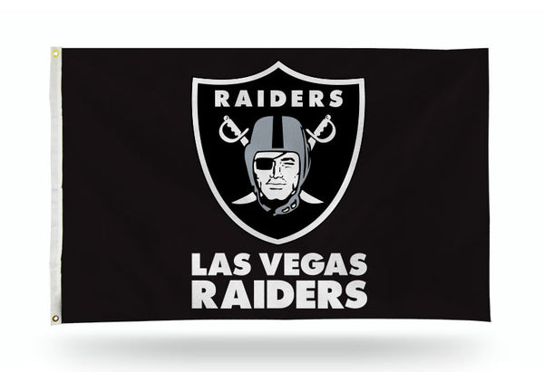 Las Vegas Raiders Banner Flag 3'×5' - Fan Shop TODAY