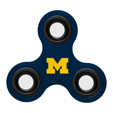 Wolverines NCAA Three Way Fidget Spinner - Fan Shop TODAY
