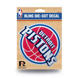 Pistons NBA Vinyl Decals - Fan Shop TODAY