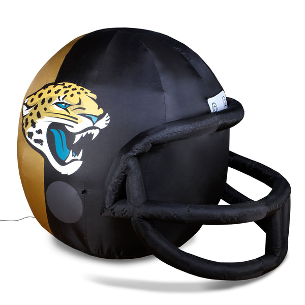 Jacksonville Jaguars NFL Team Inflatable Lawn Helmet - Fan Shop TODAY
