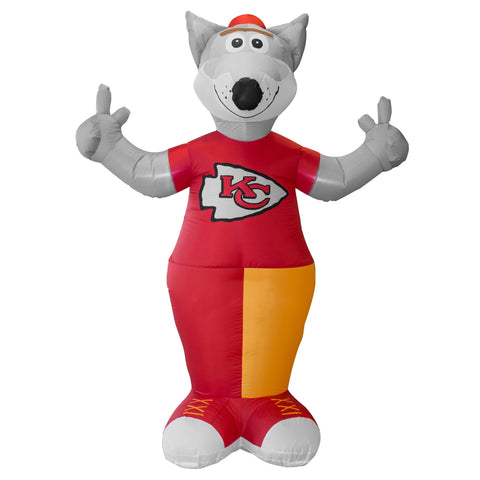 Kansas City Chiefs NFL Inflatable Mascot 7' - Fan Shop TODAY