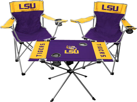 LSU Tigers NCAA Tailgate Kit - Fan Shop TODAY
