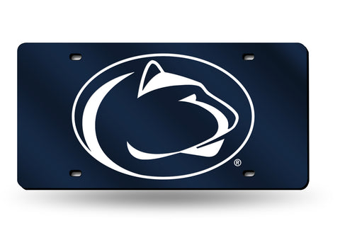 Penn State Nittany Lions NCAA Laser Tag License Plate - Fan Shop TODAY