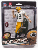 Packers NFL Aaron Rodgers Series 34 Action Figure - Fan Shop TODAY