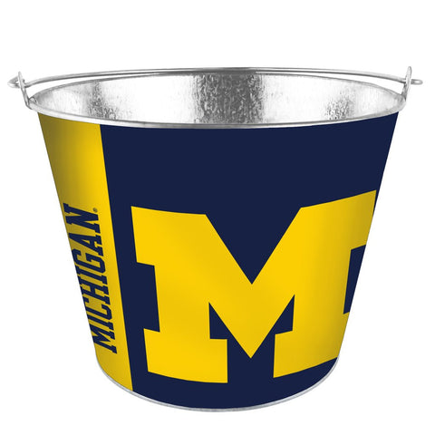 Wolverines NCAA 5qt Cold Drink Hype Bucket - Fan Shop TODAY
