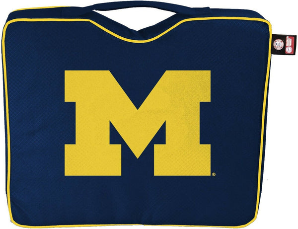 Michigan Wolverines NCAA Bleacher Cushion - Fan Shop TODAY