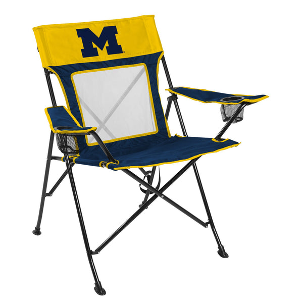 Michigan Wolverines NCAA Game Changer Tailgate Chair - Fan Shop TODAY