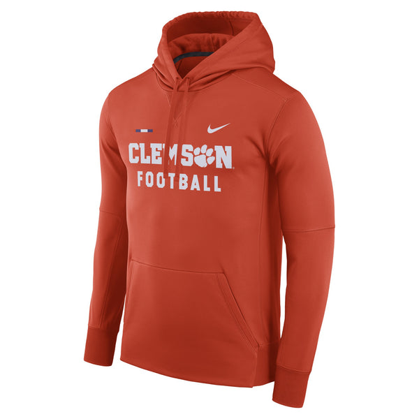 Clemson Tigers Nike Sideline Football DNA Circuit Therma Hoodie - Fan Shop TODAY