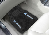 UNC Tar Heels 2017 NCAA Fan Mats Two-Piece Deluxe Car Mat Set - Fan Shop TODAY