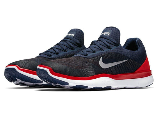 New England Patriots Nike NFL Free Trainer V7 Week Zero Shoes - Fan Shop TODAY