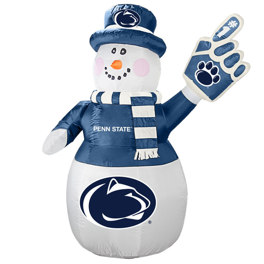 Penn State Nittany Lions NCAA Inflatable Snowman 7' - Fan Shop TODAY