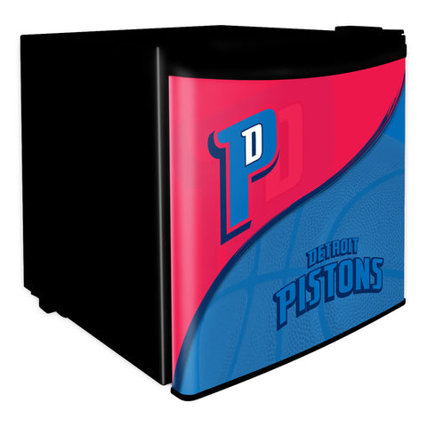 Pistons NBA Dorm Room Refrigerator - Fan Shop TODAY