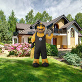 Pittsburgh Steelers NFL Inflatable Mascot 7' - Fan Shop TODAY