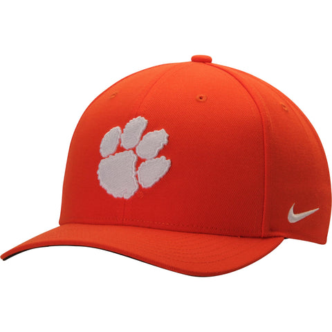 Clemson Tigers Nike Wool Classic Performance Adjustable Hat - Fan Shop TODAY