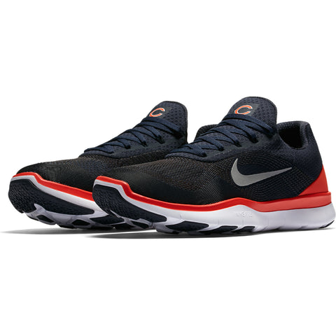 Chicago Bears Nike NFL Free Trainer V7 Week Zero Shoes - Fan Shop TODAY
