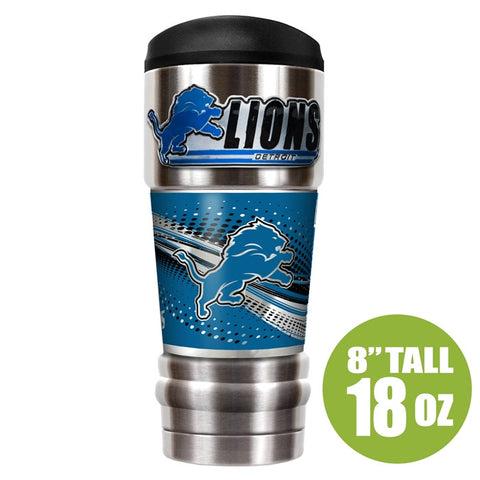 Lions NFL MVP 18oz Vacuum Insulated Tumbler - Fan Shop TODAY