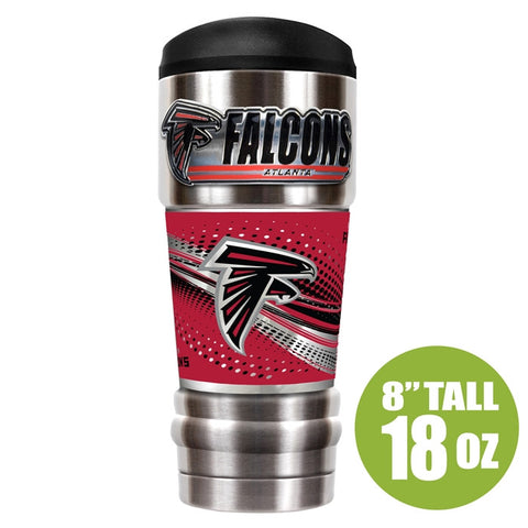 Falcons NFL MVP 18oz Vacuum Insulated Tumbler - Fan Shop TODAY