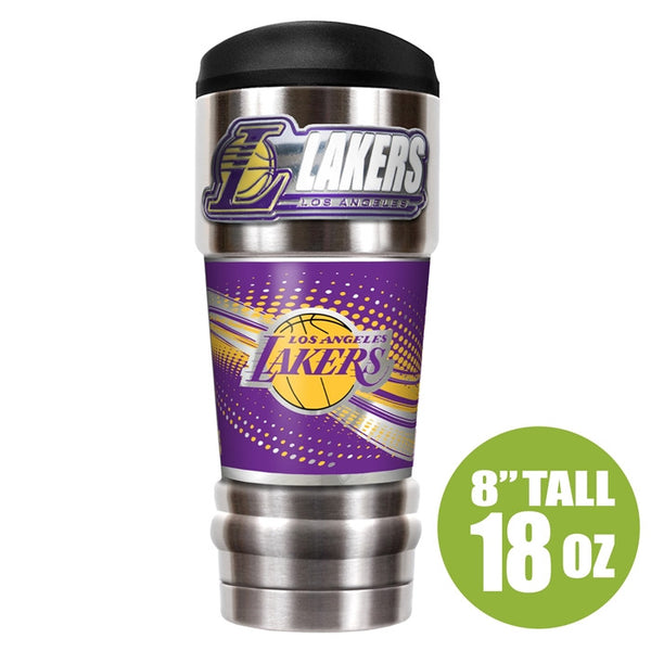 Lakers NBA 18oz MVP Vacuum Insulated Tumbler - Fan Shop TODAY