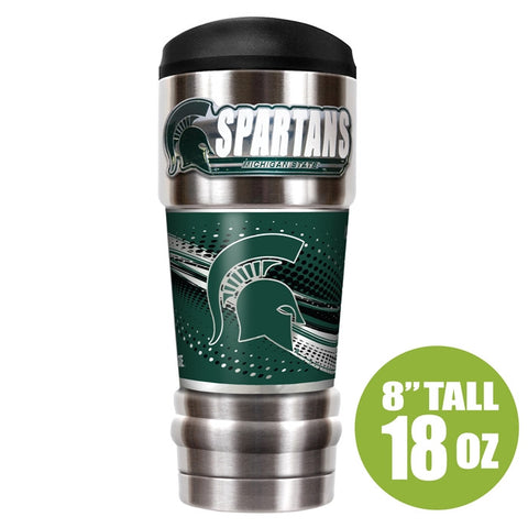 Spartans NCAA MVP 18oz Vacuum Insulated Tumbler - Fan Shop TODAY