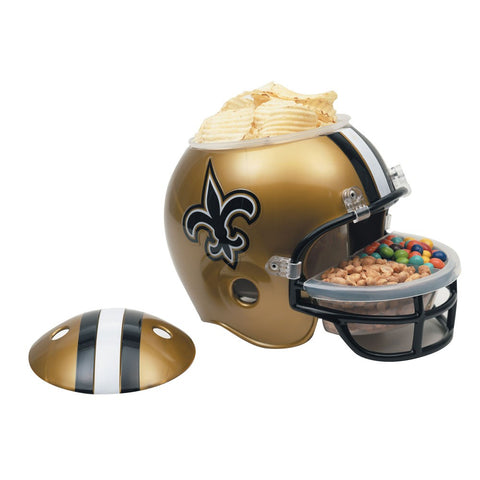 New Orleans Saints Snack Helmet - Fan Shop TODAY