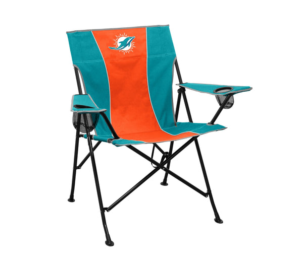 Miami Dolphins NFL Pregame Tailgate Chair - Fan Shop TODAY