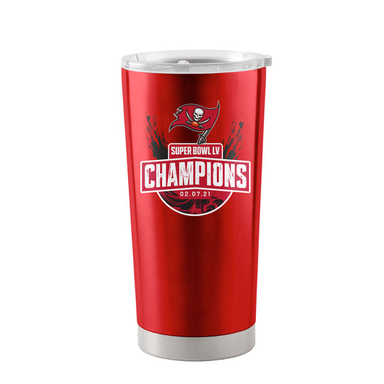 Tampa Bay Buccaneers Super Bowl LV Champions Ultra Tumbler 20 oz. - Fan Shop TODAY
