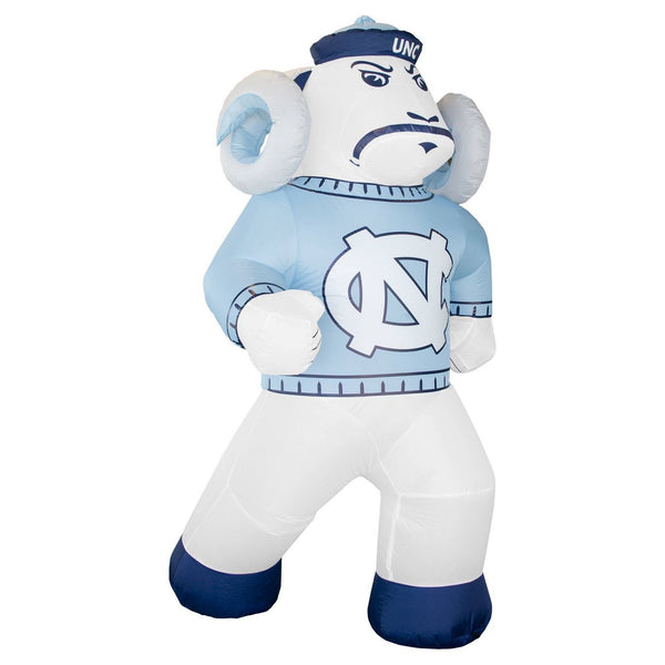 North Carolina Tar Heels NCAA Inflatable Mascot 7' - Fan Shop TODAY