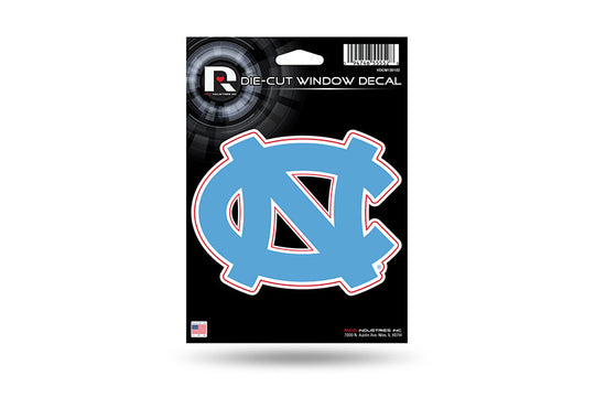 UNC Tar Heels NCAA Vinyl Cut Decal - Fan Shop TODAY