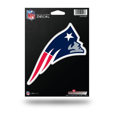 Patriots NFL Vinyl Cut Decal - Fan Shop TODAY