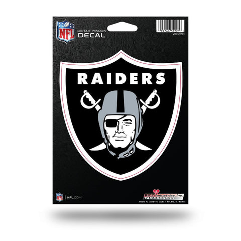 Raiders NFL Vinyl Cut Decal - Fan Shop TODAY